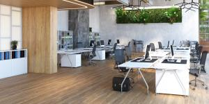 Modernes Büro Loft