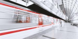 U-Banh Linie 4 beendet Baustelle