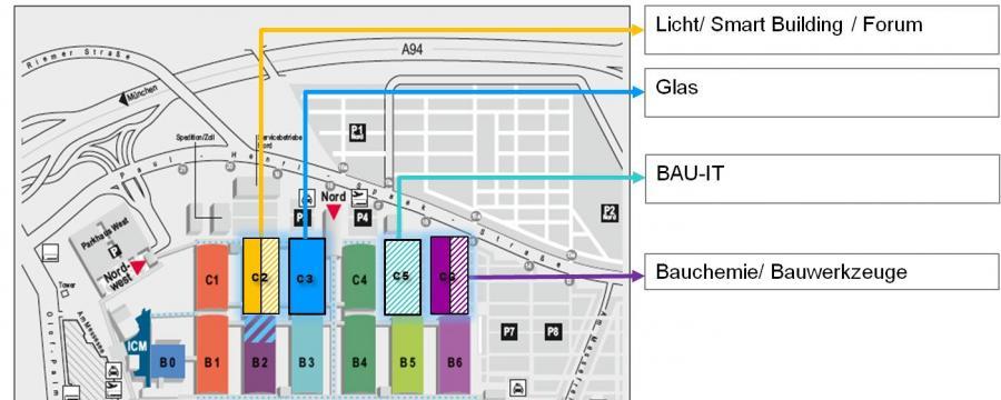 Bau Messe Munchen A3bau