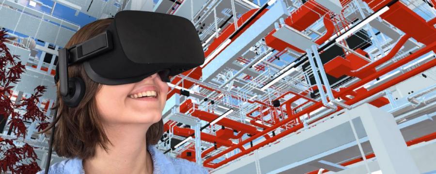 Virtual Reality BIM