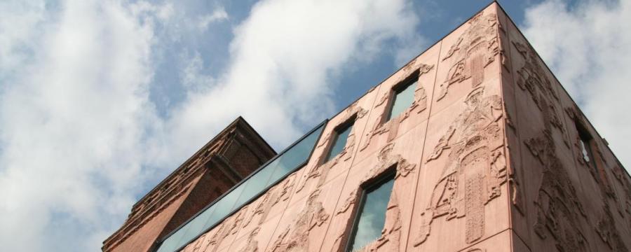 Beton Fassade Reckli