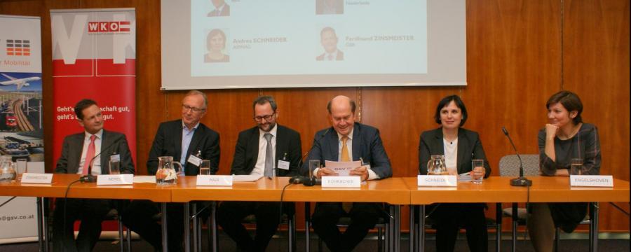 Podiumsdiskussion GSV Forum Innovationspartnerschaft