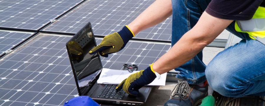 Photovoltaik Sonnenstrom