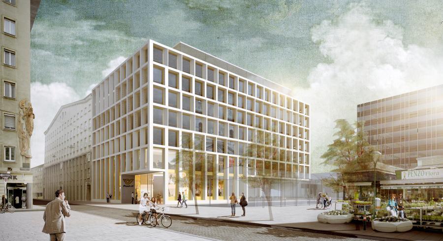 Post am Rochus Staatspreis Architektur