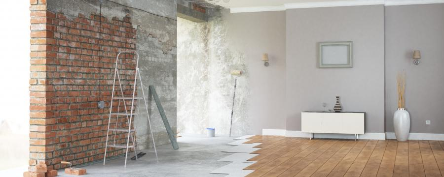 Sanierung Wohnbau a3bau