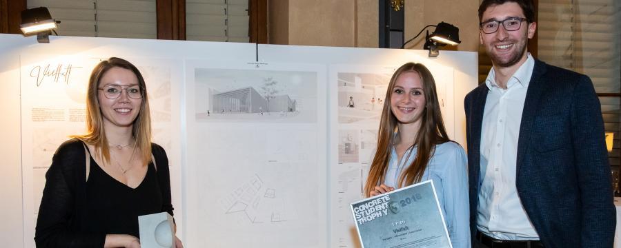 Concrete Student Trophy a3bau