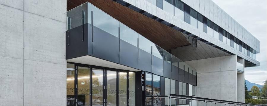 Aluminium Architektur Preis 2018 a3bau