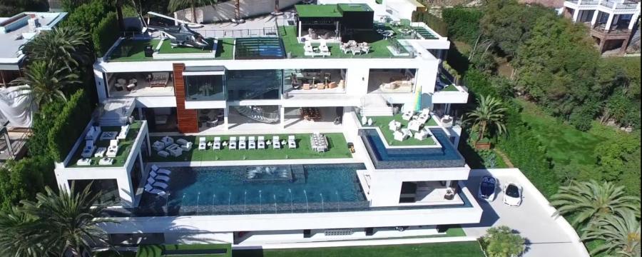 Teuerste Villa der Welt