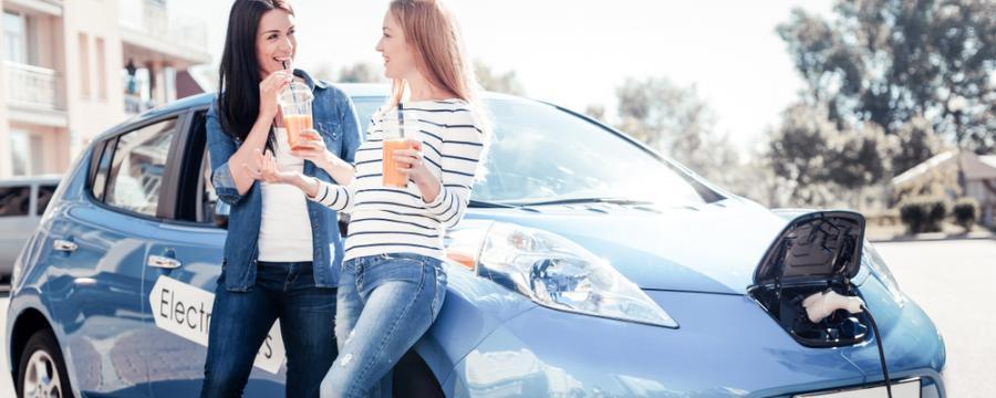 Elektromobilität asfinag a3bau