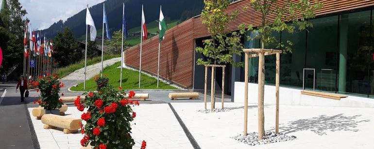 Alpbach Haus der Digitalisierung a3bau