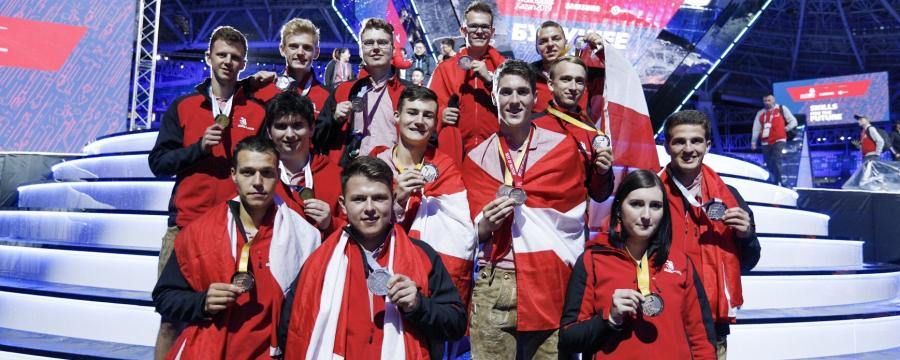 World Skills Austria a3bau