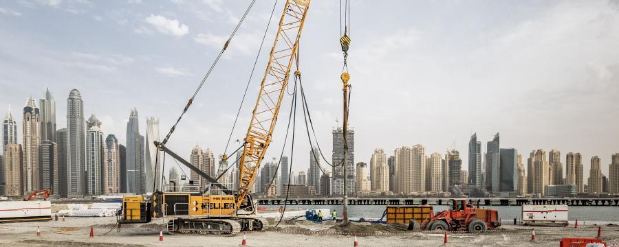 Liebherr Dubai a3bau