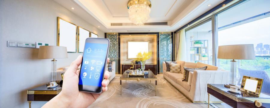 Smart home a3bau