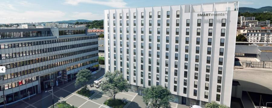 Strabag Mikroapartments a3bau