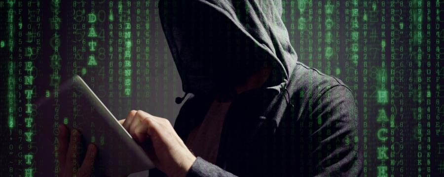 Symboldarstellung zu CyberCrime