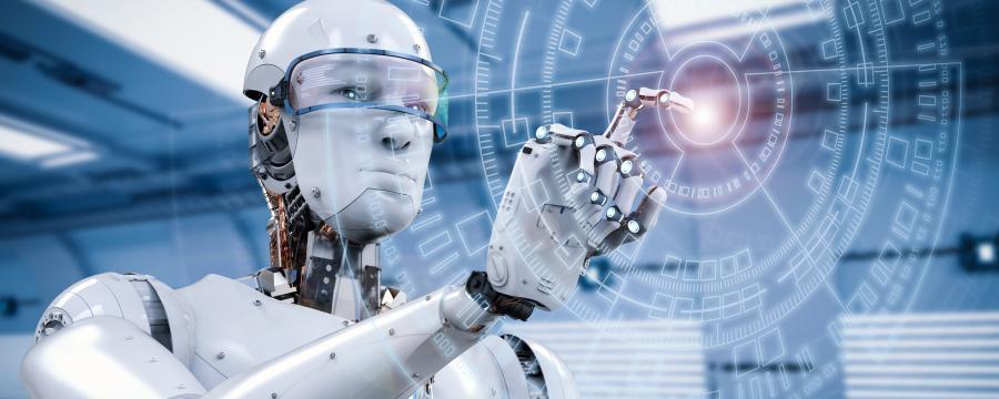 Robotertechnik Deloitte a3bau