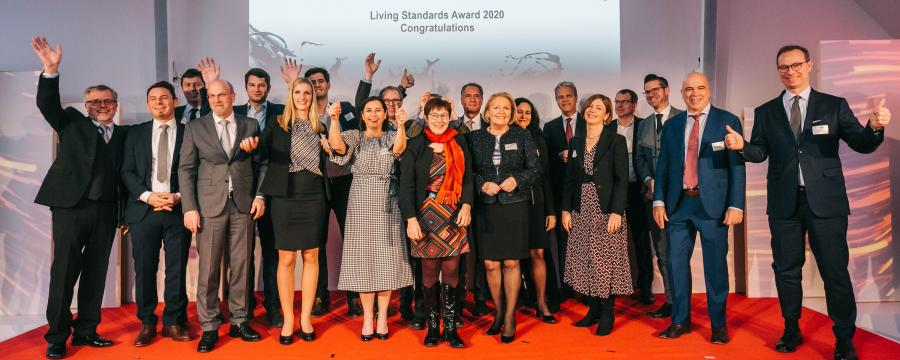 Living Standards Award 2020 a3bau