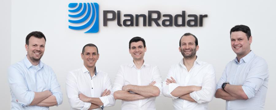PlanRadar Team Foto