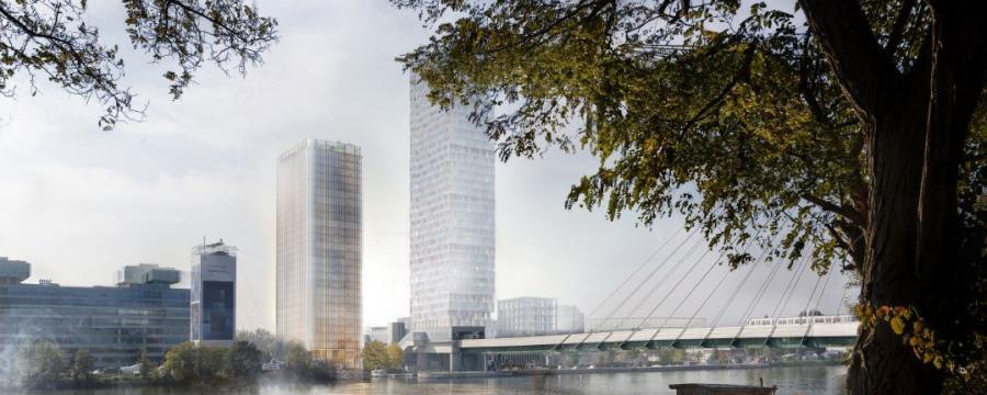 Donaumarina Tower