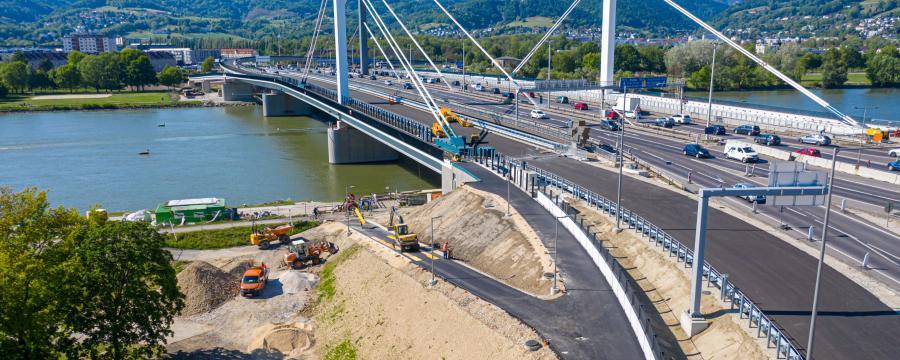 Voestbrücke Bypass