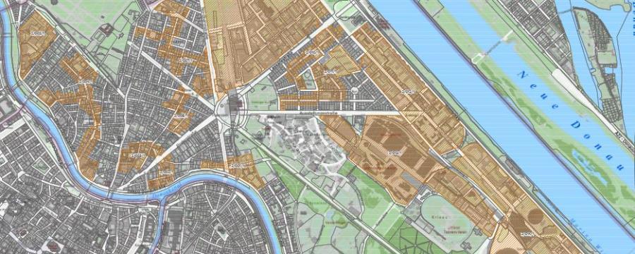 Energieraumplan 2. Bezirk