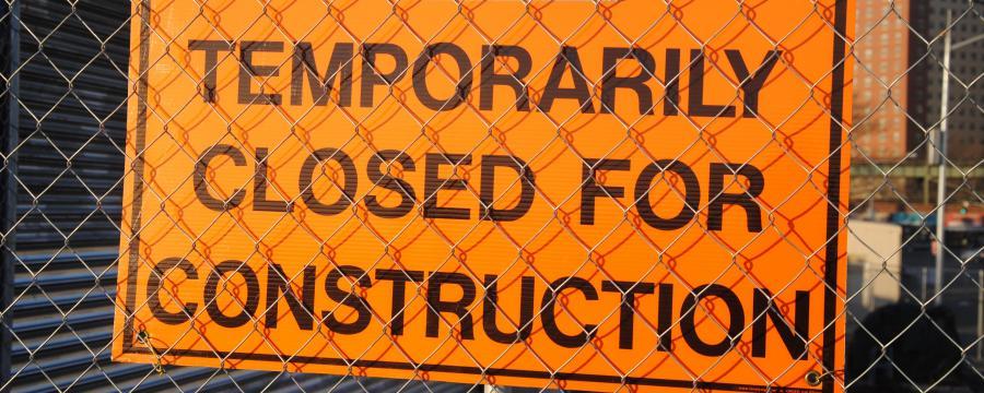 Haftung auf Baustellen beachten