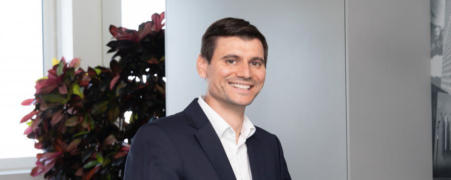 Domagoj Dolinsek CEO PlanRadar