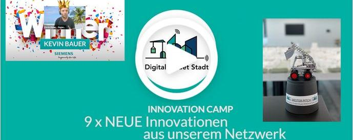 Startseite Innovation Camp