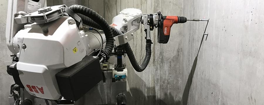 Bohrroboter