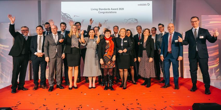 Living Standards Award 2020 a3bau