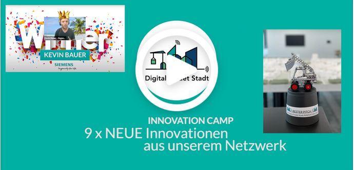Startseite Innovation Camp