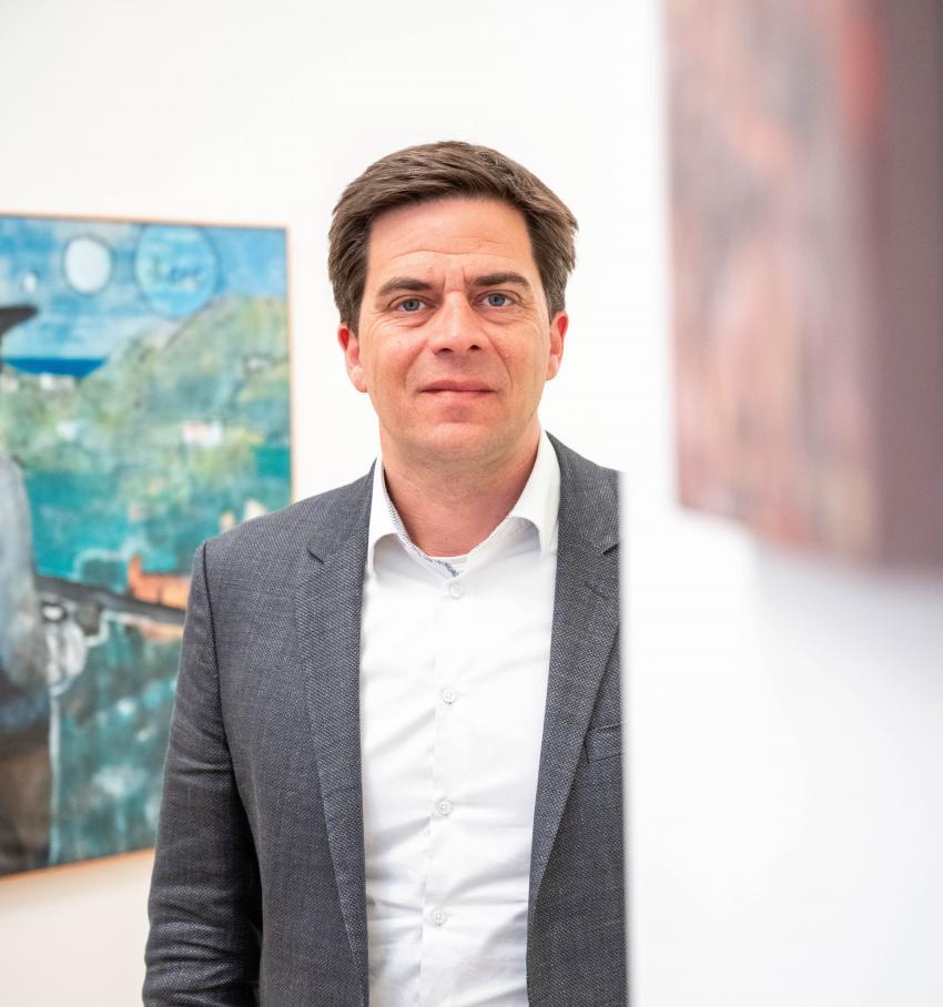 Axel Maireder Porträt
