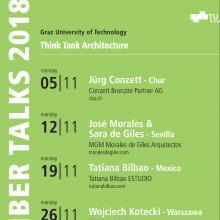 November Talks 2018 an der Technischen Universität Graz  Denkfabrik Architektur