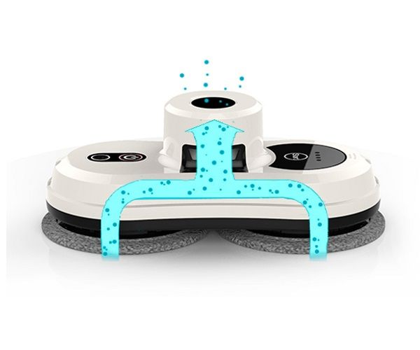 Mamibot Glassvac robot do mycia okien wydajny zdjęcie 3