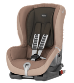 Romer Duo Plus 9-18 kg TAUPE GREY