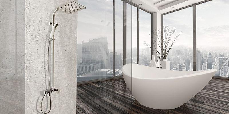 Zestaw natryskowy prysznicowy MILANO zdjęcie 2