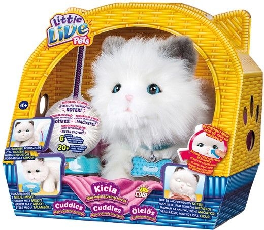Little Live Pets 28330 Kicia COBI zdjęcie 1