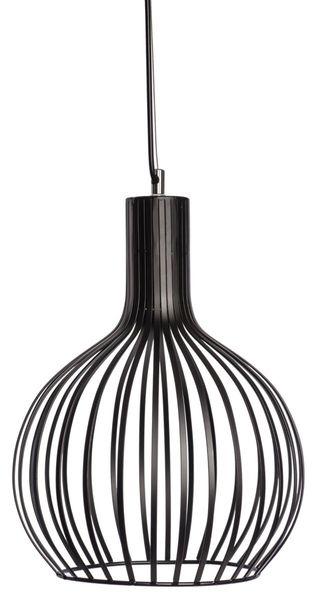 Lampa wisząca Concept czarna zdjęcie 1