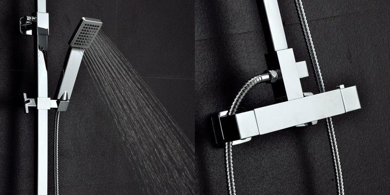 Zestaw natryskowy prysznicowy MILANO zdjęcie 6