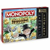 Monopoly Pionkowe Szaleństwo C0087 HASBRO