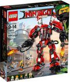Lego Ninjago Ognisty robot