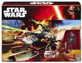 Star Wars Pojazd Klasy Delux B3674Desert Landspeeder HASBRO B3672