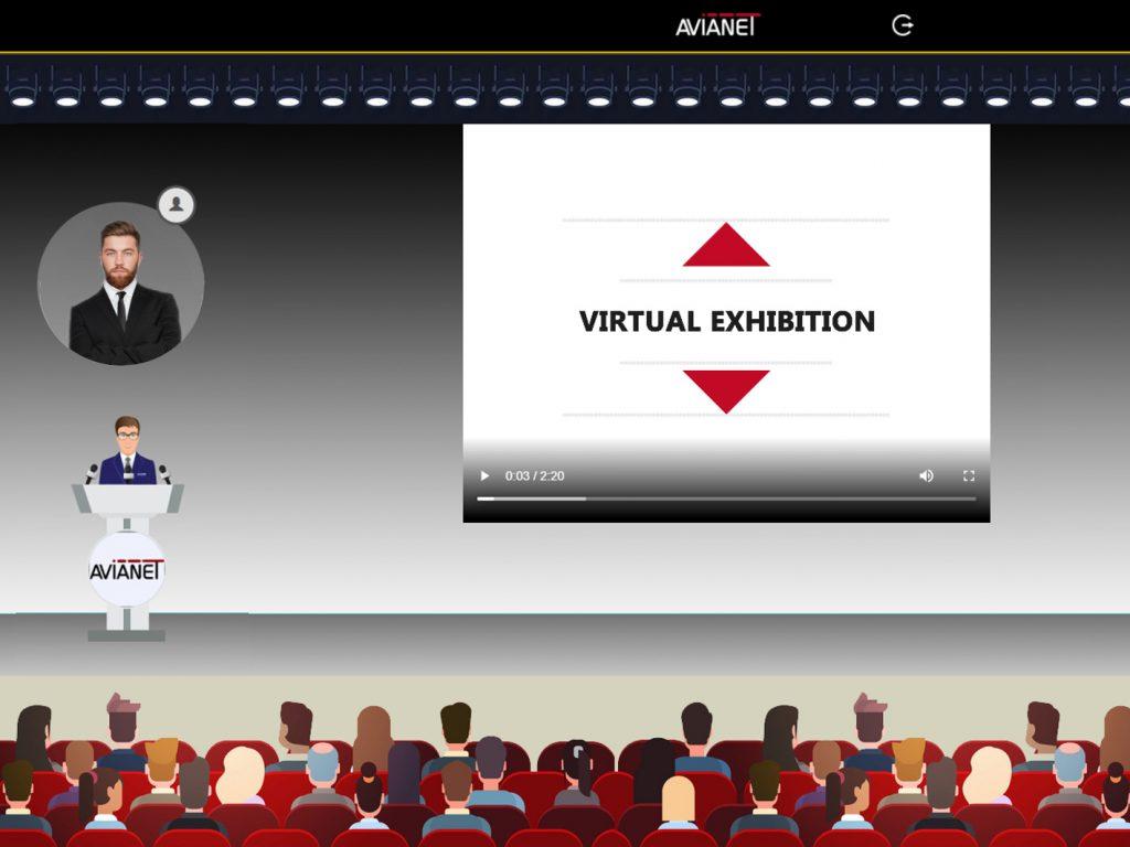Digital Live Presentation
