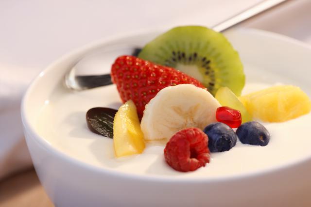 fruitandyogurt