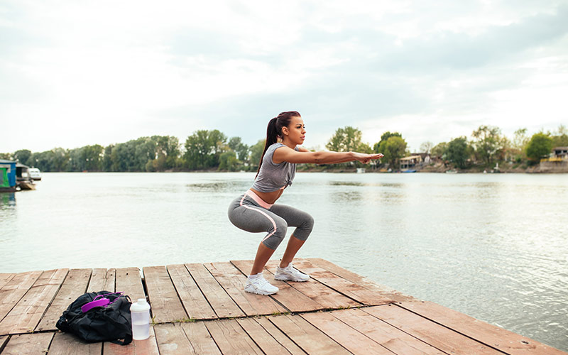 squat