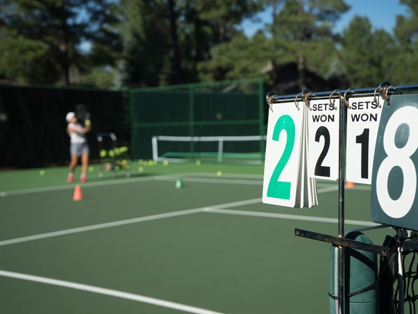 tenis maçları
