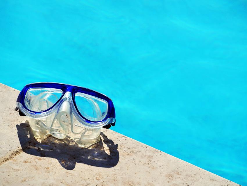 yüzme setleri ve yüzme araçları