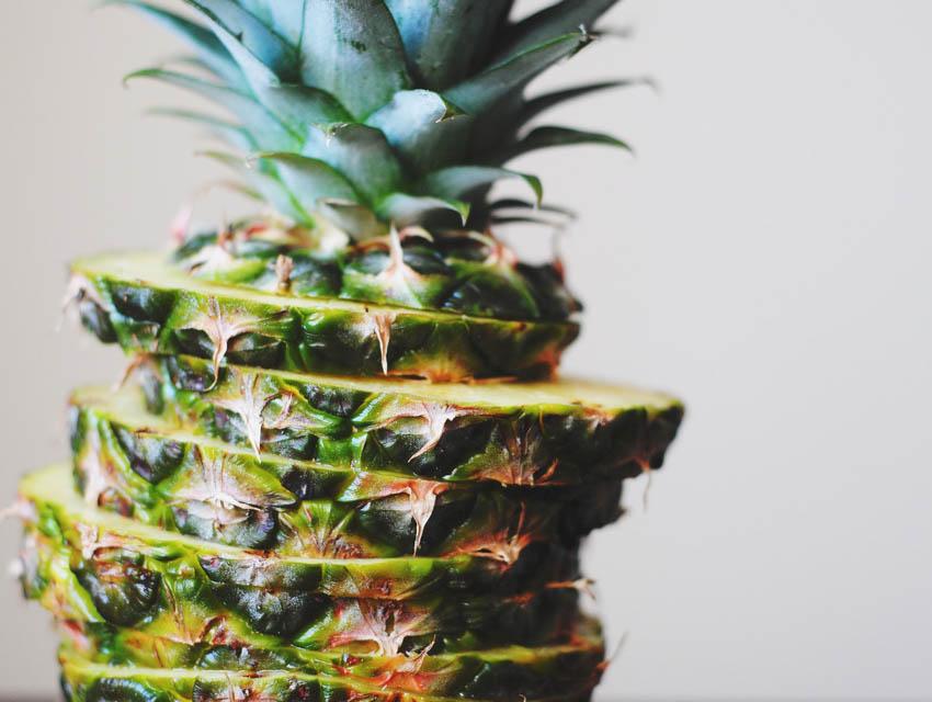 Yağ Oranını Düşürmek İçin Tüketebileceğiniz 6 Yiyecek ananas