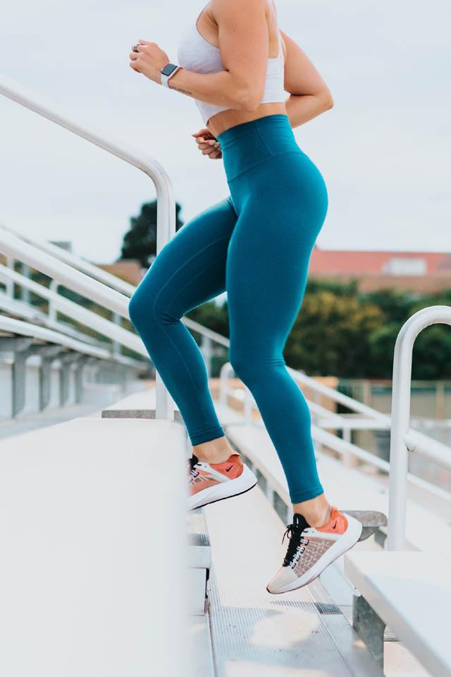 Daha Sıkı Bacaklar İçin 6 Pratik Egzersiz