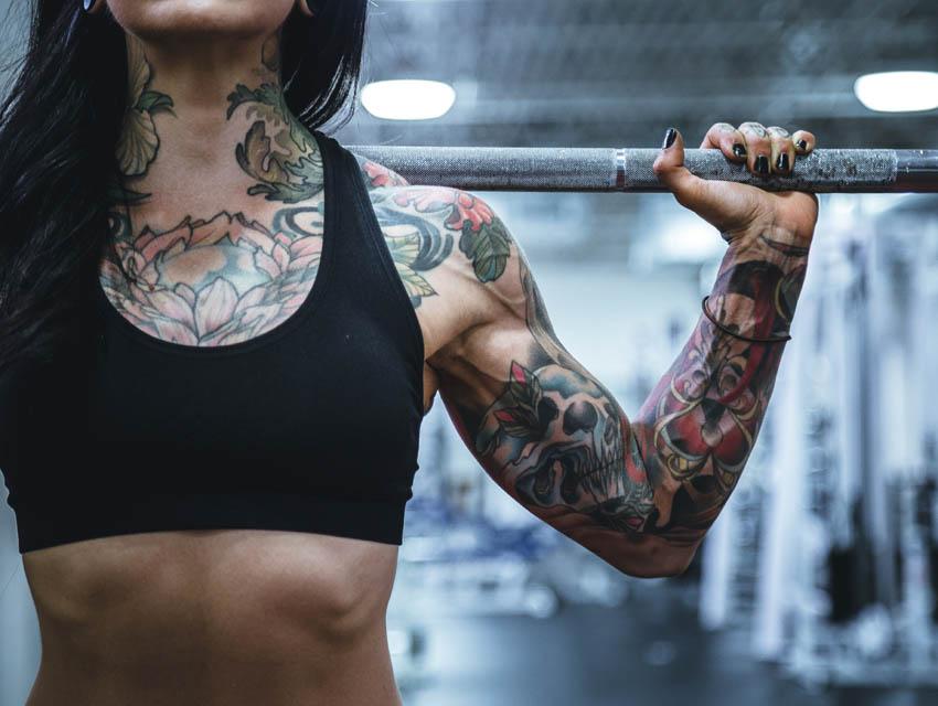 En iyi Kol Hareketleri ve Biceps Egzersizleri